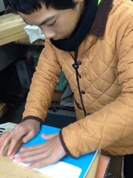 手作り手帳