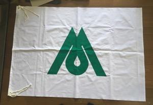 町章の旗です