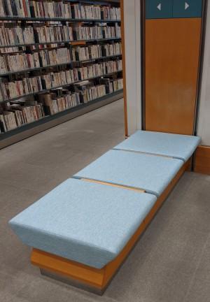 椅子の布張替え